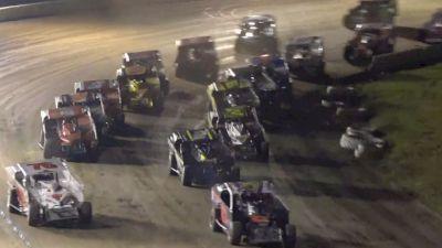 Feature Replay | Big Block Modifieds at Fonda Speedway