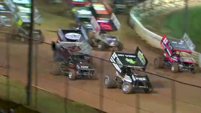 Feature Replay   410 Sprints at Lincoln Speedway