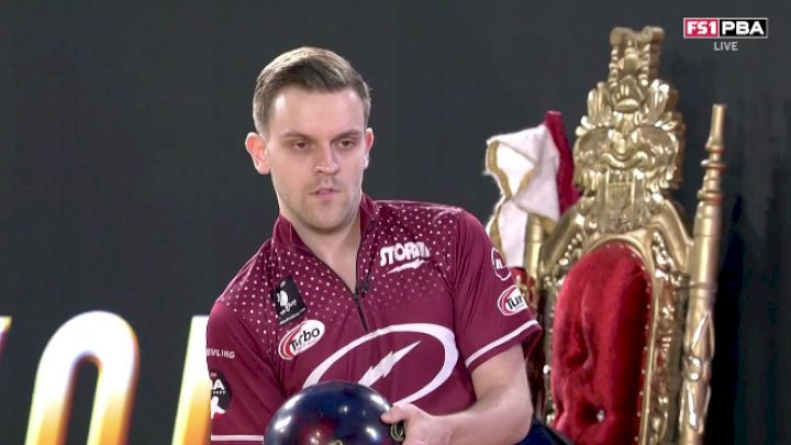 Full Replay: 2021 PBA King of the Lanes Show 5