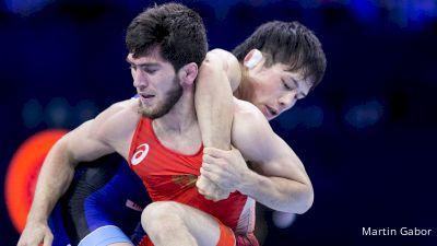 57 kg Semifinal - Zavur UGUEV (RUS) vs. Yuki TAKAHASHI (JPN)