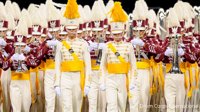 A Brief History: The Cadets' 2021 Throwback Repertoire