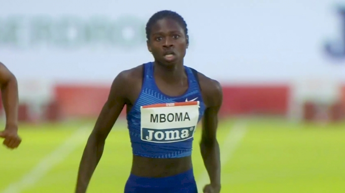 picture of Christine Mboma