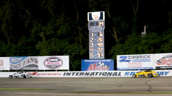 Destination Madison for USAC Silver Crown