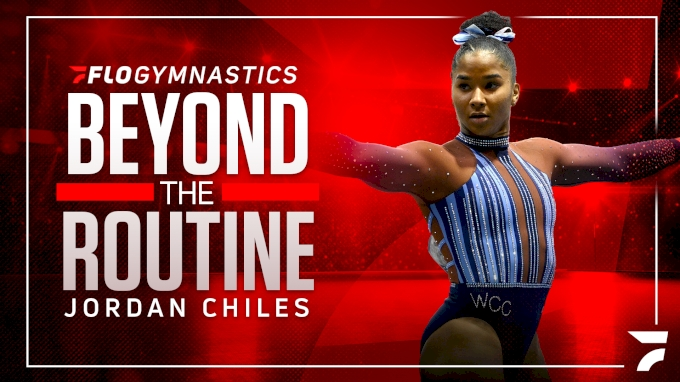 picture of Beyond The Routine: Jordan Chiles