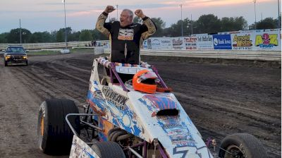 30 Years Of Trying And Robert Bell Has Now Won 5 Sprint Car Races In 2021