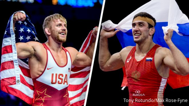 Best Country At 74kg - USA Vs Russia