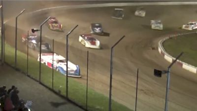 Feature Replay | Ironman Late Models Friday at Atomic