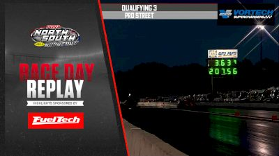 Johnny Camp's 3.63 Qualifies #1 in Pro Boost at PDRA North vs South Shootout
