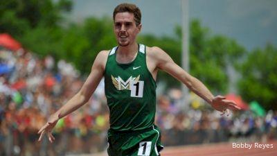 Impressive 1:48 800m By HS Senior & Princeton Signee Harrison Witt