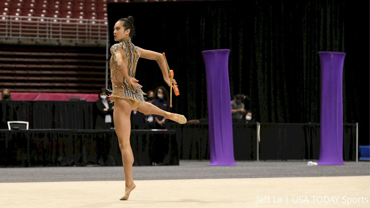 Laura Zeng Bounds Into Tokyo, One Step At A Time