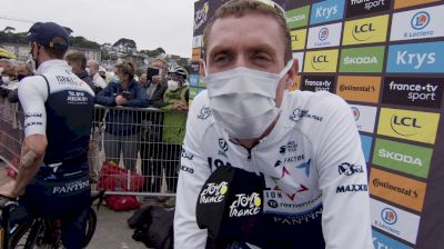 Martin Was Sole Escapee From The Crashes On Stage 1 For Israel