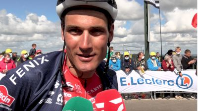Dillier Ready To Help Defend Yellow For The Second Time In His Career At 2021 Tour De France