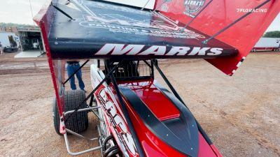 Brent Marks Takes Family Car To Early PA Speedweek Points Lead