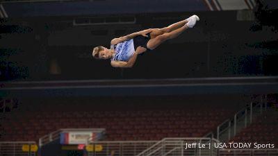 Elijah Vogel - Double Mini Trampoline, Elevated - 2021 USA Gymnastics Championships