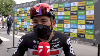 Caleb Ewan: 'This Is The First Real Sprint Chance' Stage 3