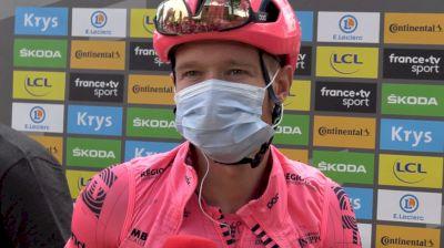 Magnus Cort Nielsen: EF Education Nippo Focused On The GC Ahead Of Stage 3