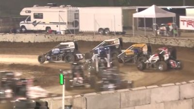 24/7 Replay: USAC Midgets at Illinois State Fairgrounds 7/3/17
