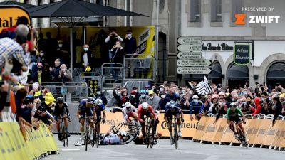 Final 1K: 2021 Tour de France Stage 3