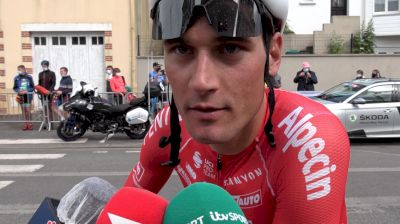 Silvan Dillier Proud Of Team Success In Opening Week At The 2021 Tour De France