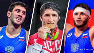 Introducing Russia's 2021 Olympic Team