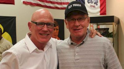 Dan Gable Attended Outfly To Help Rookie Coach Jim Miller Build Program