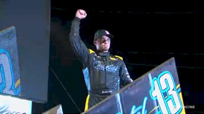 Justin Peck Captures First PA Speedweek Win At Lincoln Speedway