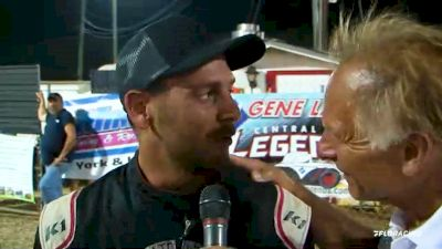 Robbie Kendall Finishes Runner-Up Monday At Lincoln PA Speedweek