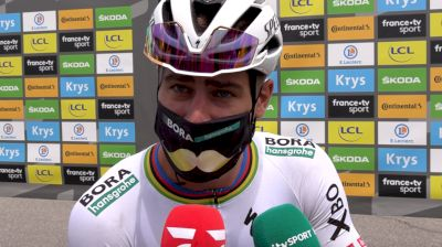 Peter Sagan Take On Crashes And Actions Of The CPA At The 2021 Tour De France