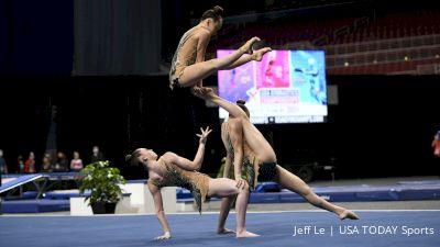 Acro Highlights From 2021 USA Gymnastics Championships