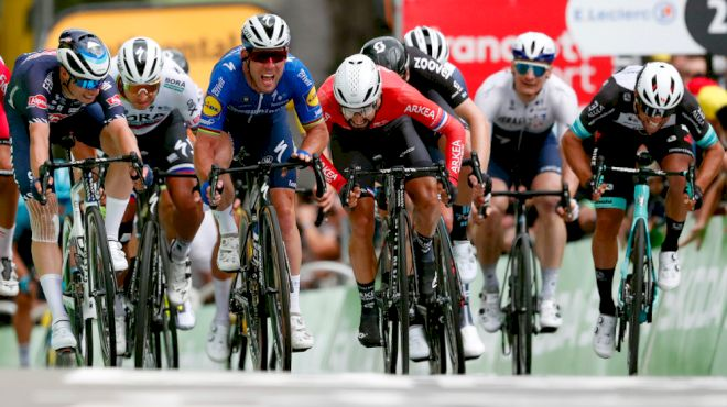 Mark Cavendish Wins First Tour de France Stage in Five Years