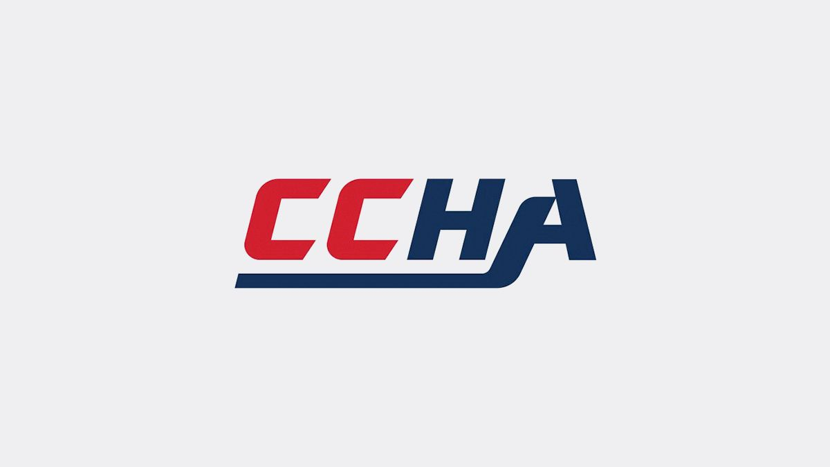 Every CCHA Team's Preseason Rookie of the Year Candidate For 2021-22