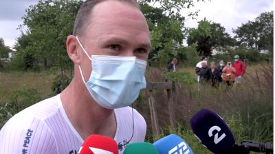 Chris Froome: The Pressure Riders Face And The Emotions Felt At The 2021 Tour de France