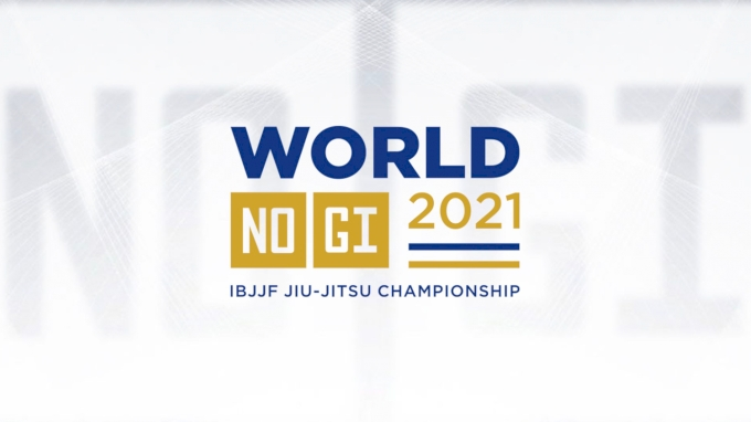 picture of 2021 World IBJJF Jiu-Jitsu No-Gi Championship