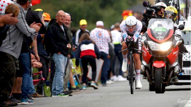 Pogacar Stamps Authority On Tour de France, Van der Poel Flies In Yellow