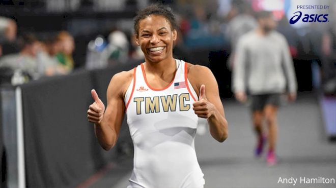 2021 U.S. Women's Freestyle Rankings Presented By ASICS