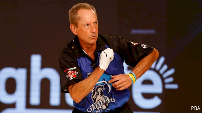 Red Hot Pete Weber Top Seed For Tonight's PBA50 Cup Finals
