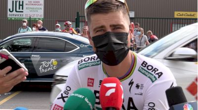 Peter Sagan: 'It Was A Pretty Fast Sprint, We'll See In The Next Days' Stage 6 At 2021 Tour De France