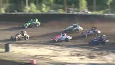 Heat Races | USAC Sprints at Plymouth Speedway