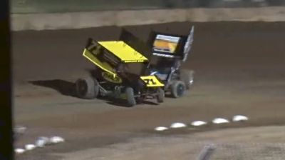 Chase Briscoe Does Complete 360 Spin and Keeps Going