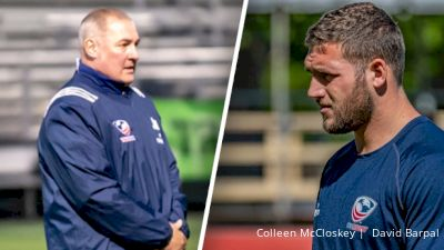 USA Eagles Pre-Game Media Conference With Head Coach Gary Gold & Captain Bryce Campbell