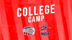 2021 NCA & NDA College Opening Rally & Camp: SMU