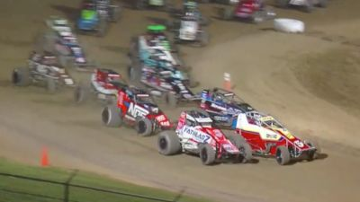 Feature Replay   USAC Bill Gardner Sprintacular Friday at Lincoln Park Speedway