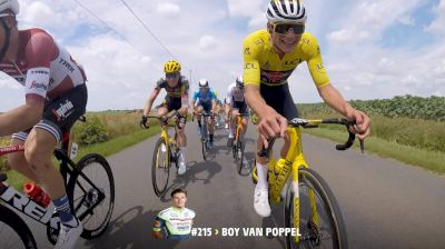 On-Board Highlights: Go Inside The Peloton For The Longest Stage Of The 2021 Tour De France