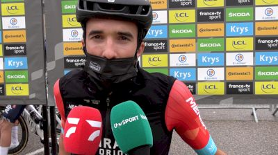 Pello Bilbao:  'It's Not Enough To Have A Strong Team' Stage 8 - 2021 Tour De France