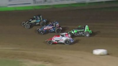 Feature Replay   USAC Bill Gardner Sprintacular Saturday at Lincoln Park Speedway