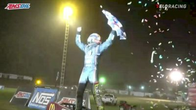 Kevin Thomas Jr. Wins A Thriller From 14th At Lincoln Park Speedway