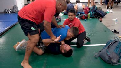 Daniel Cormier Fights Dirty, Brings In The Cavalry