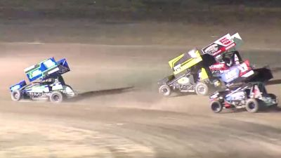 Feature Replay   Sprint Car Challenge Tour at Stockton Dirt Track
