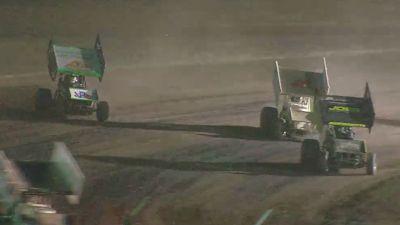 Highlights   Sprint Car Challenge Tour at Stockton Dirt Track
