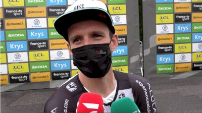 Simon Yates: Spending Two Days in The Break, 'I'm Tired' For Stage 9 At The 2021 Tour De France